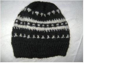 Mütze aus Possumwolle